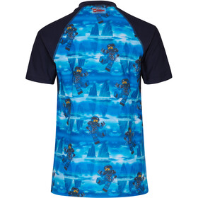 LEGO wear Tiger 301 - T-shirt manches courtes Enfant - bleu